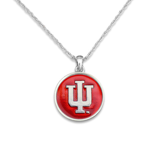 Indiana Hoosiers Campus Chic Necklace