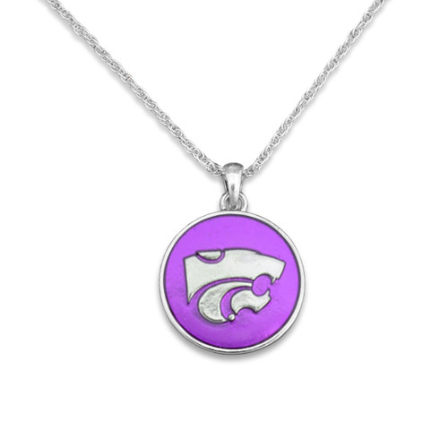 Kansas State Wildcats Campus Chic Necklace