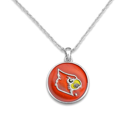 Louisville Cardinals Campus Chic Necklace