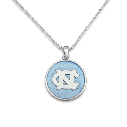 North Carolina Tar Heels Campus Chic Necklace