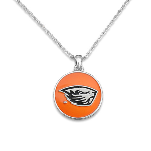 Oregon State Beavers Campus Chic Necklace