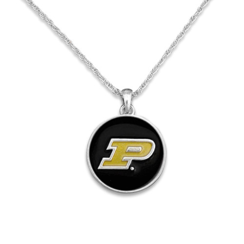Purdue Boilermakers Campus Chic Necklace