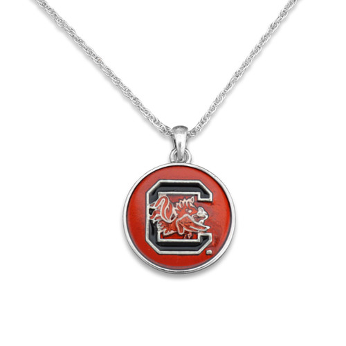 South Carolina Gamecocks Campus Chic Necklace