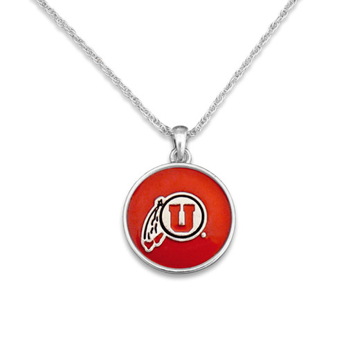 Utah Utes Campus Chic Necklace