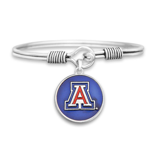 Arizona Wildcats Campus Chic Bracelet