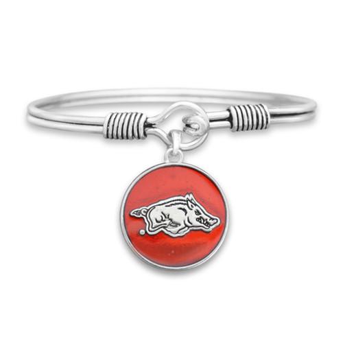 Arkansas Razorbacks Campus Chic Bracelet