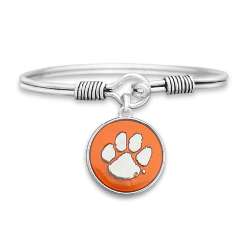 Clemson Tigers Campus Chic Bracelet