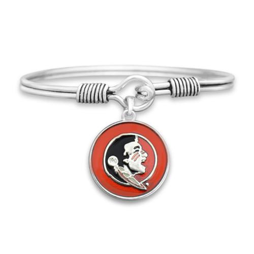 Florida State Seminoles Campus Chic Bracelet