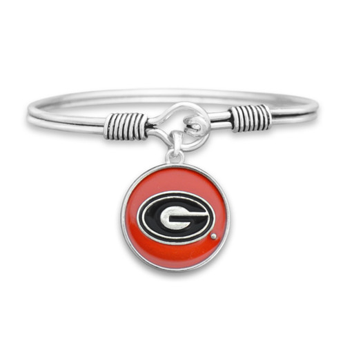 Georgia Bulldogs Campus Chic Bracelet