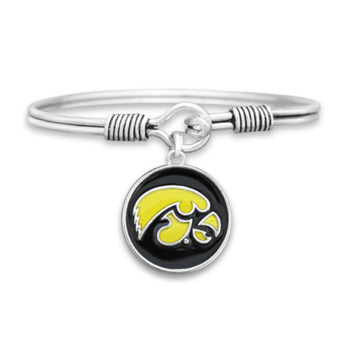 Iowa Hawkeyes Campus Chic Bracelet