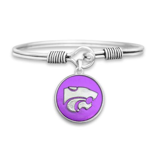 Kansas State Wildcats Campus Chic Bracelet