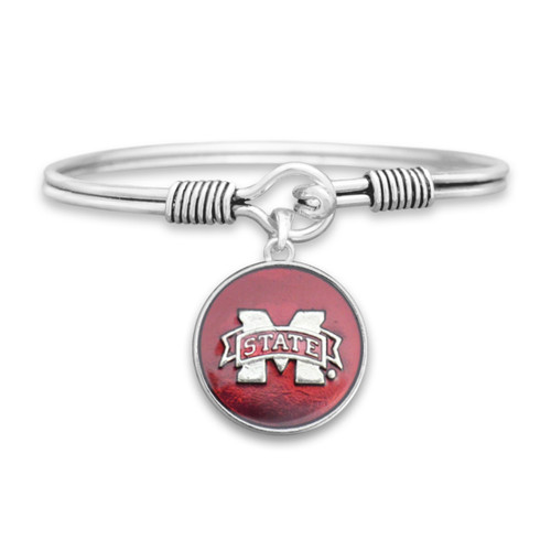 Mississippi State Bulldogs Campus Chic Bracelet