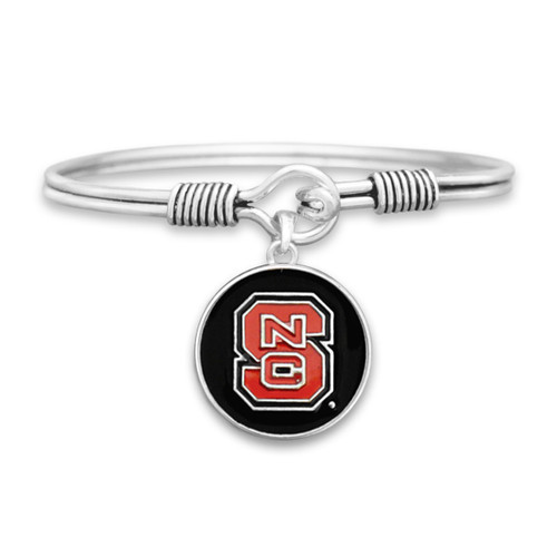 NC State Wolfpack Campus Chic Bracelet