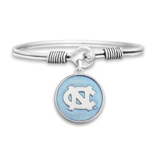 North Carolina Tar Heels Campus Chic Bracelet