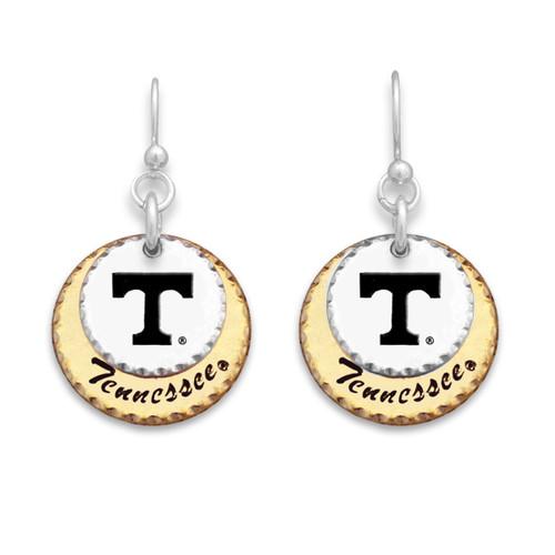 Tennessee Volunteers Haute Stamp Earrings