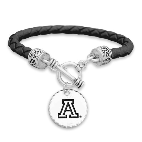Arizona Wildcats Head of the Class Bracelet