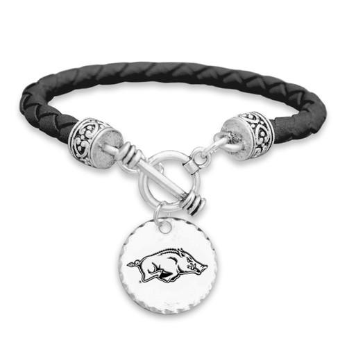 Arkansas Razorbacks Head of the Class Bracelet