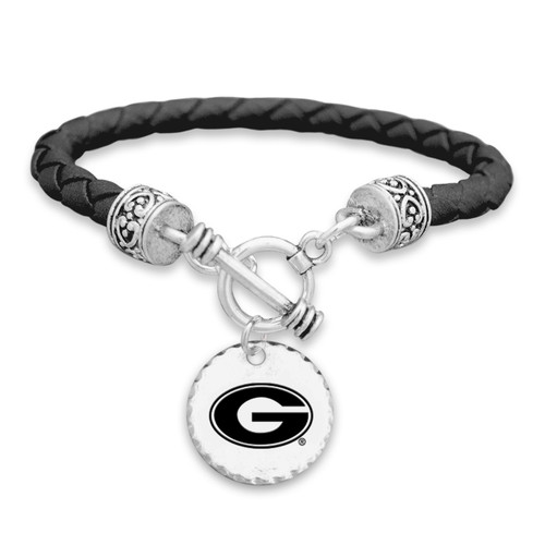 Georgia Bulldogs Head of the Class Bracelet