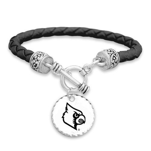 Louisville Cardinals Head of the Class Bracelet