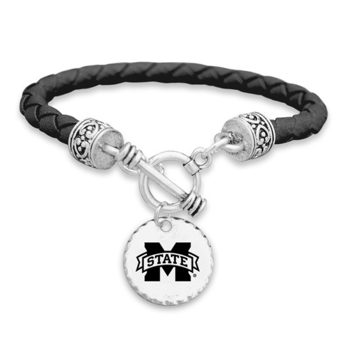 Mississippi State Bulldogs Head of the Class Bracelet