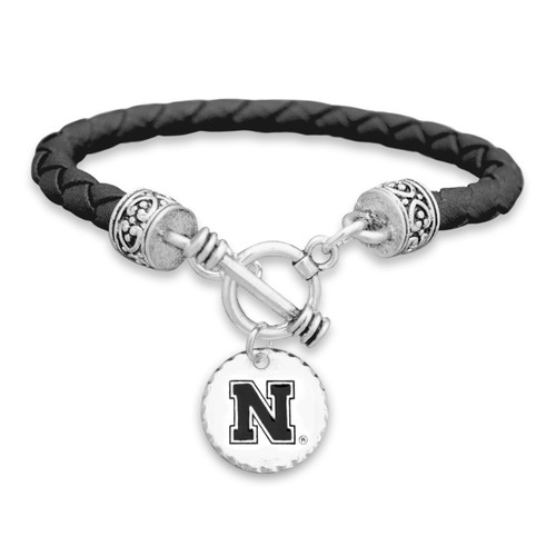 Nebraska Cornhuskers Head of the Class Bracelet