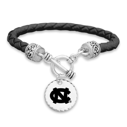 North Carolina Tar Heels Head of the Class Bracelet