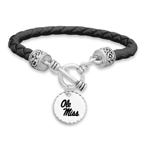 Ole Miss Rebels Head of the Class Bracelet