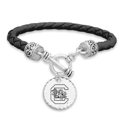 South Carolina Gamecocks Head of the Class Bracelet
