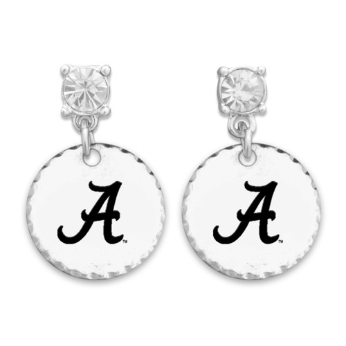 Alabama Crimson Tide Head of the Class Earrings