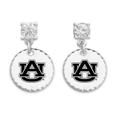Auburn Tigers Head of the Class Earrings