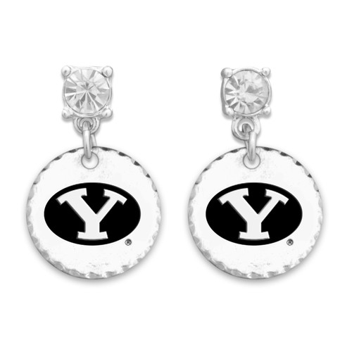 BYU Cougars Head of the Class Earrings