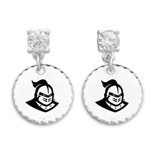 Central Florida Knights Head of the Class Earrings
