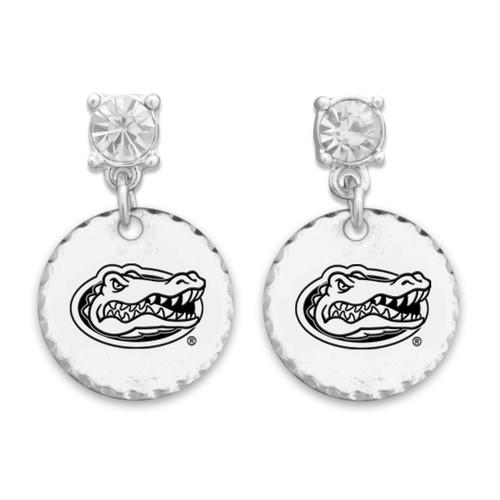 Florida Gators Head of the Class Earrings