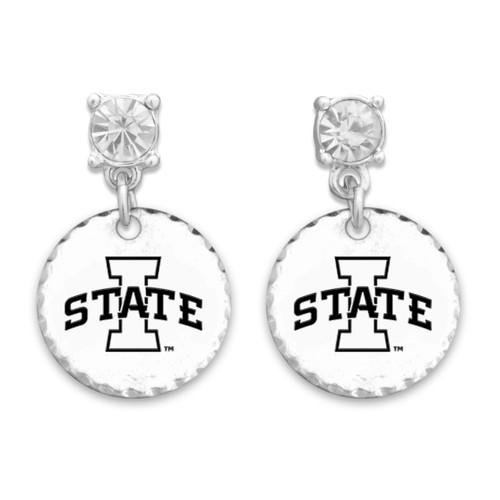 Iowa State Cyclones Head of the Class Earrings