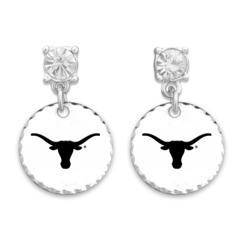 Texas Longhorns Head of the Class Earrings