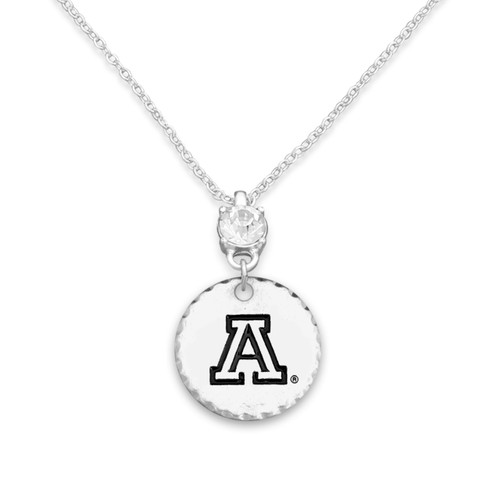 Arizona Wildcats Head of the Class Necklace