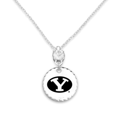 BYU Cougars Head of the Class Necklace