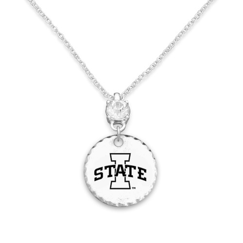 Iowa State Cyclones Head of the Class Necklace
