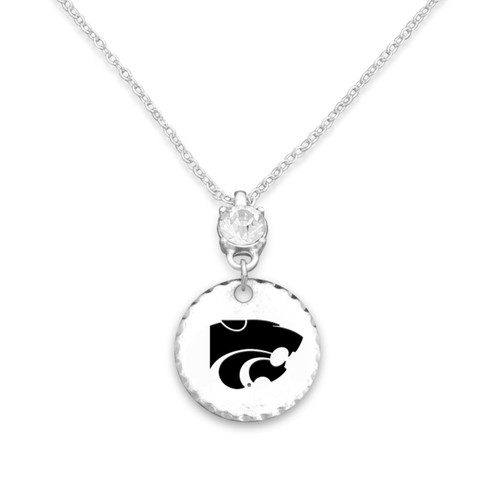 Kansas State Wildcats Head of the Class Necklace