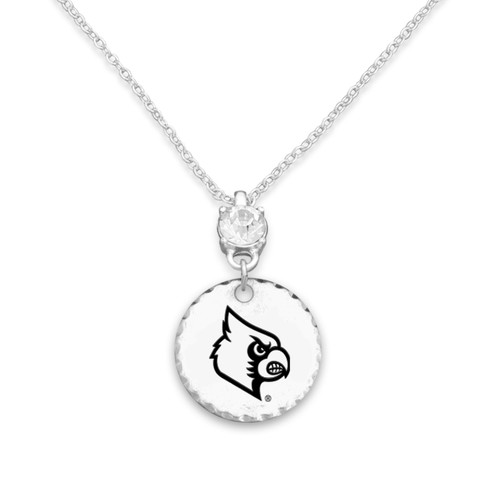Louisville Cardinals Head of the Class Necklace