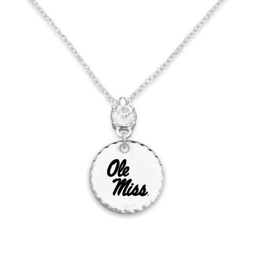 Ole Miss Rebels Head of the Class Necklace