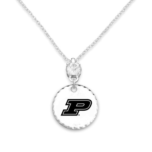 Purdue Boilermakers Head of the Class Necklace