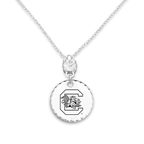 South Carolina Gamecocks Head of the Class Necklace