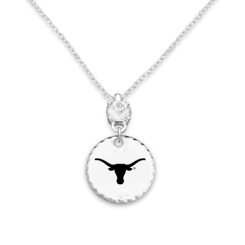 Texas Longhorns Head of the Class Necklace