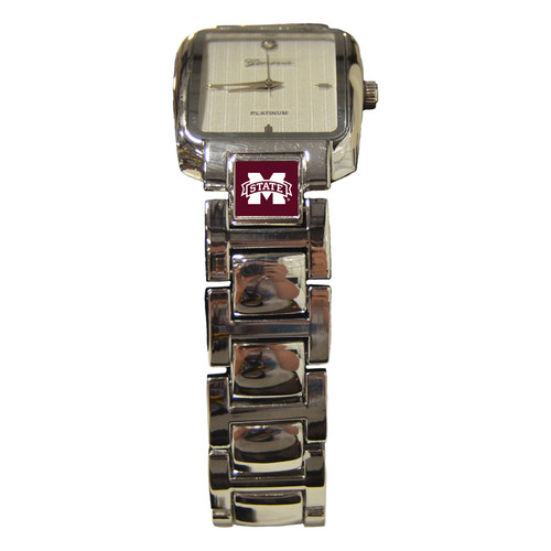 Mississippi State Bulldogs Men's Dressy Watch