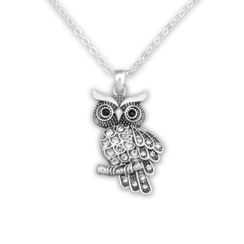 Necklace- Owl