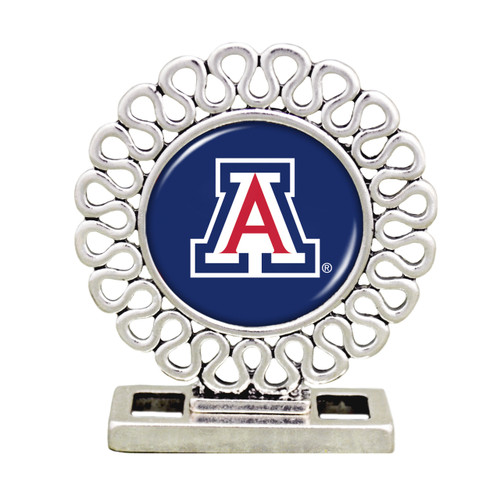 Arizona Wildcats Desk Decor- Elegant Round