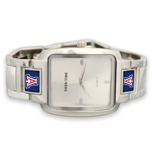 Arizona Wildcats Men's Dressy Watch
