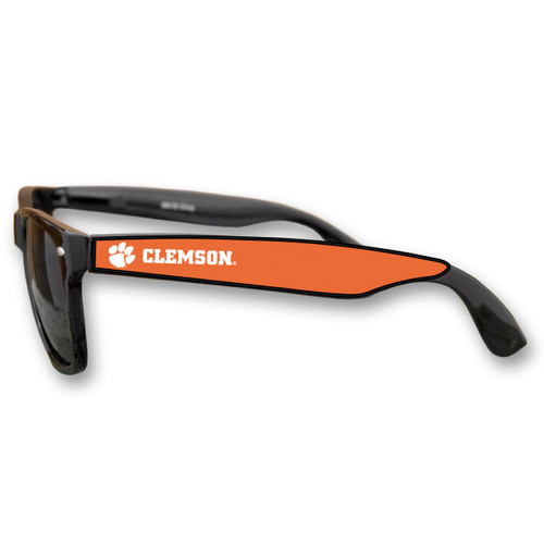 Clemson Tigers Retro Sunglasses