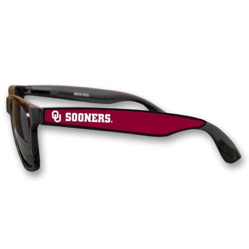 Oklahoma Sooners Retro Sunglasses